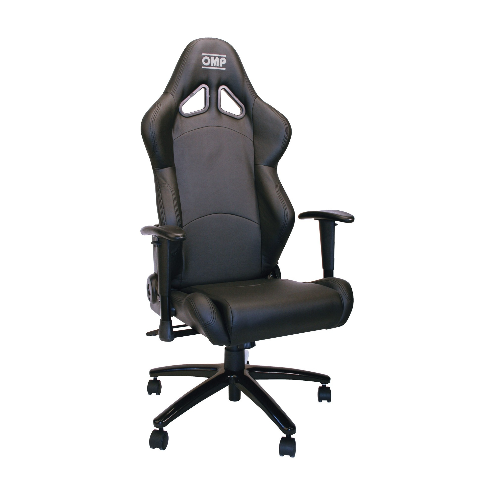 Fotel Biurowy Chair Omp Racing Czarny